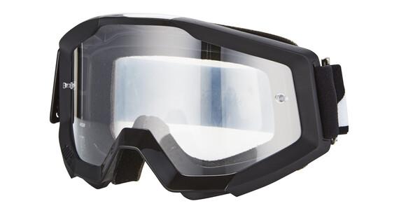 100% Strata Goggle goliath/anti fog clear